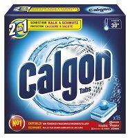 Calgon ExpressBall Tabs für das entkalken einer Waschmaschine