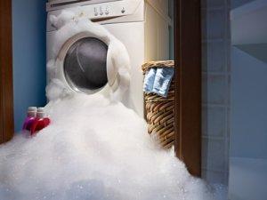 Waschmaschine Wasserschutzsystem